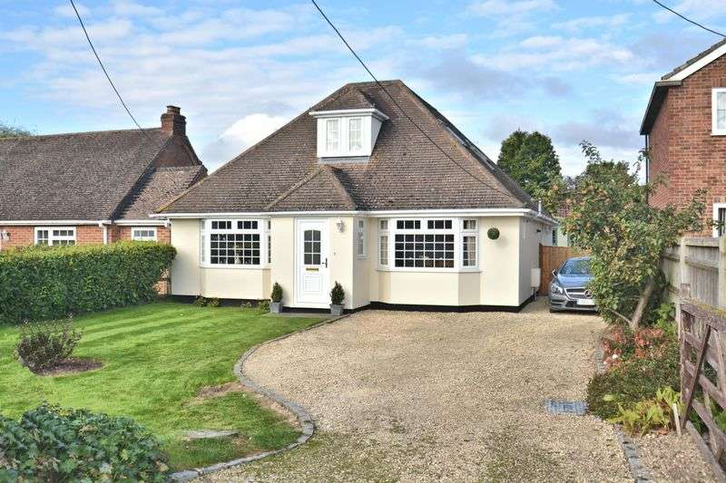 4 Bedrooms Detached Bungalow for sale in Park Road, Didcot