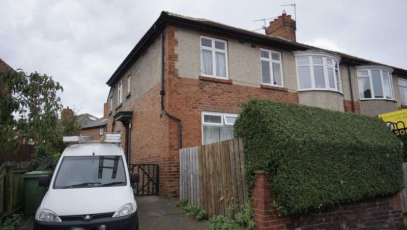 2 Bedrooms Flat for sale in HEATON ROAD Heaton