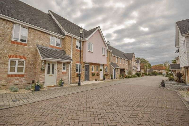 2 Bedrooms Terraced House for sale in Millbrook Court, Ware
