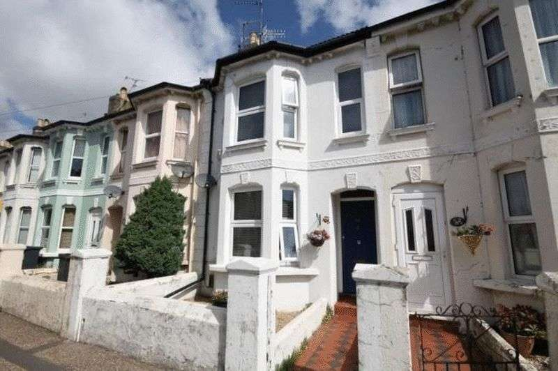 3 Bedrooms Terraced House for sale in Tarring Road, Worthing
