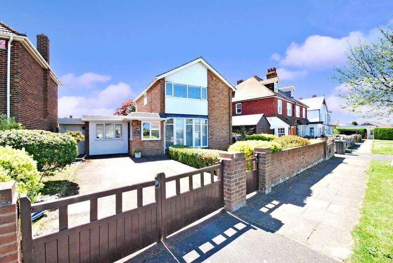 4 Bedrooms Detached House for sale in Berkeley Road, Birchington