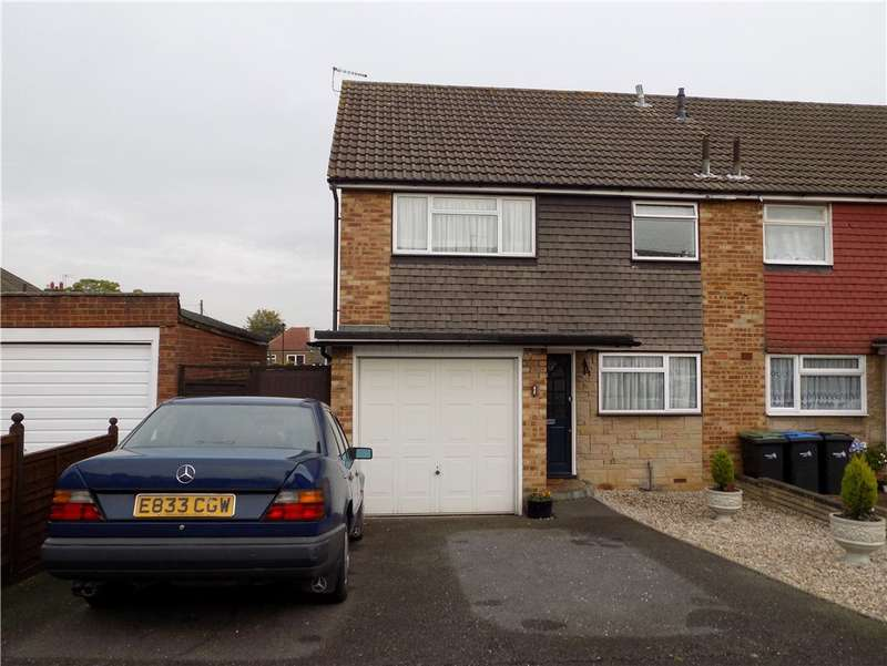 3 Bedrooms End Of Terrace House for sale in Youngmans Close, Enfield, EN2