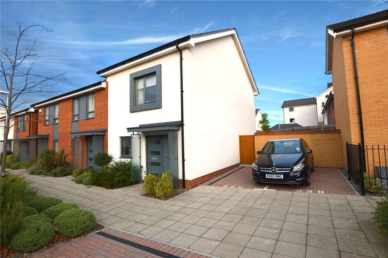 3 Bedrooms End Of Terrace House for sale in Padworth Avenue, Reading, Berkshire, RG2