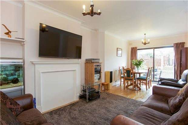 4 Bedrooms Semi Detached House for sale in Kingsbury Road, KINGSBURY, NW9 0AX