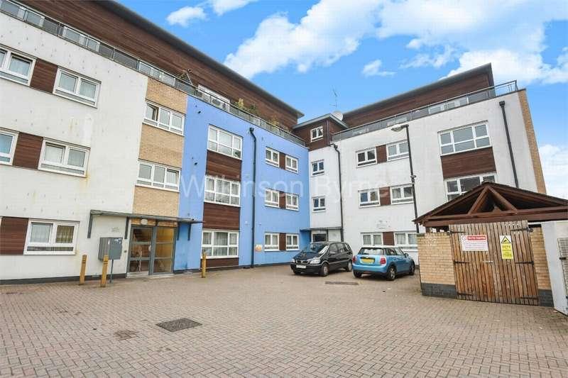 2 Bedrooms Flat for sale in Sidi Court, Milton Road, Turnpike Lane
