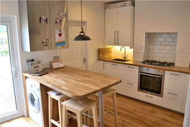 3 Bedrooms End Of Terrace House for sale in Greatness Road, SEVENOAKS, Kent, TN14 5BY