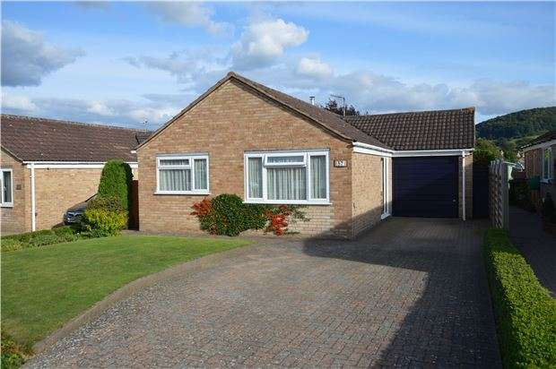 2 Bedrooms Detached Bungalow for sale in Dozule Close, Leonard Stanley, Stonehouse, Gloucestershire, GL10 3NL