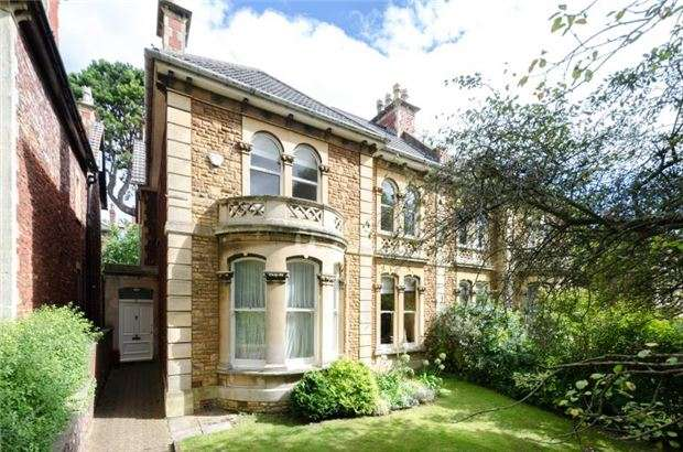 7 Bedrooms Semi Detached House for sale in St. Johns Road, Clifton, BRISTOL, BS8 2HG