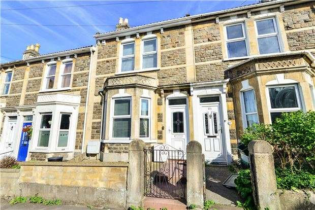 3 Bedrooms Terraced House for sale in Coronation Avenue, BATH, Somerset, BA2 2JU