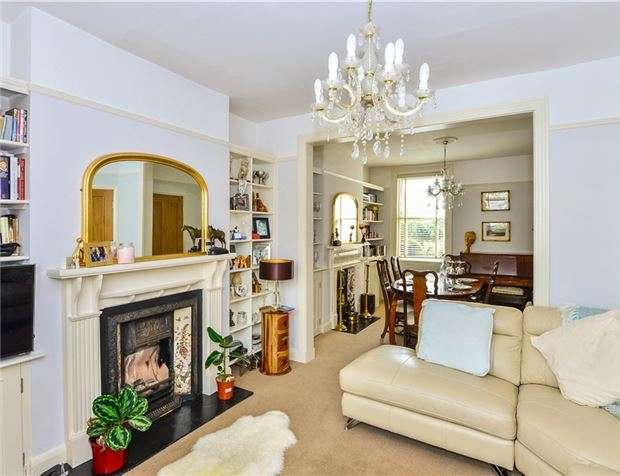 4 Bedrooms End Of Terrace House for sale in Hayes Place, BATH, BA2 4QW