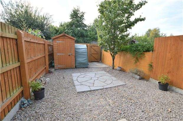3 Bedrooms Terraced House for sale in Greenacre Way, Bishops Cleeve, CHELTENHAM, GL52 8SQ