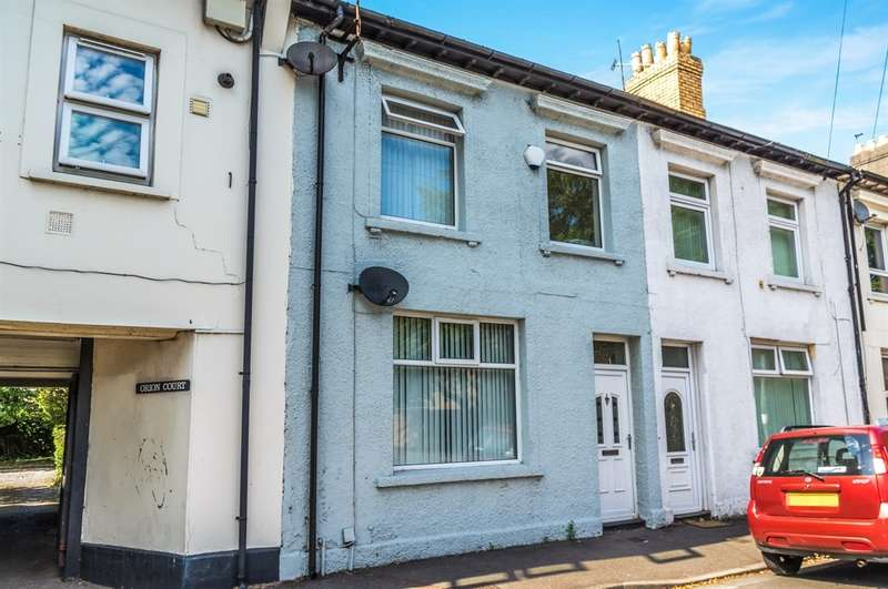 3 Bedrooms Terraced House for sale in Constellation Street, Cardiff