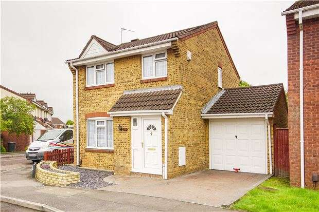 3 Bedrooms Detached House for sale in Bickford Close, Barrs Court, BS30 8SG