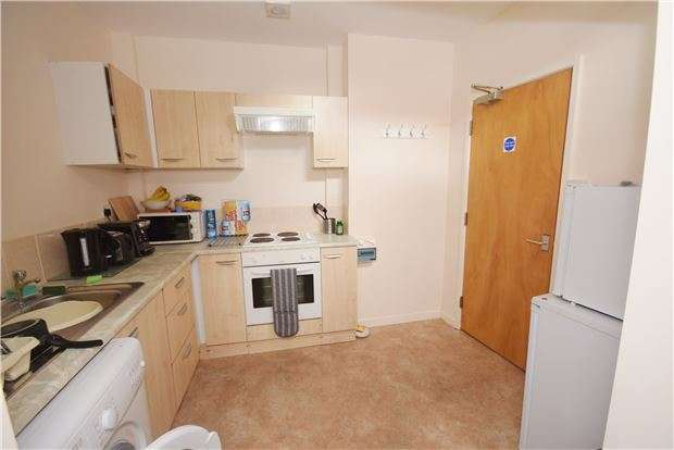Studio Flat for sale in High Street, CHELTENHAM, Gloucestershire, GL50 1DU