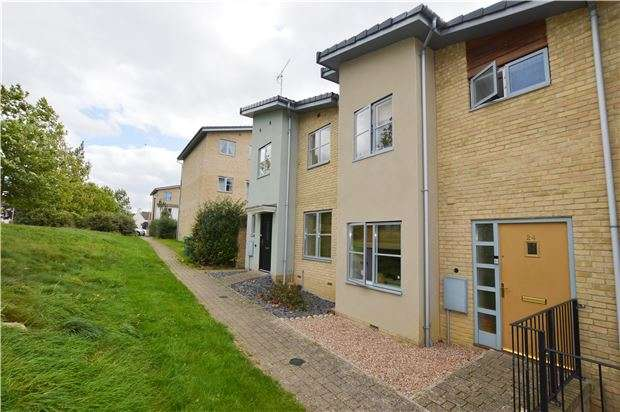 3 Bedrooms Terraced House for sale in Sotherby Walk, CHELTENHAM, Gloucestershire, GL51 0FY