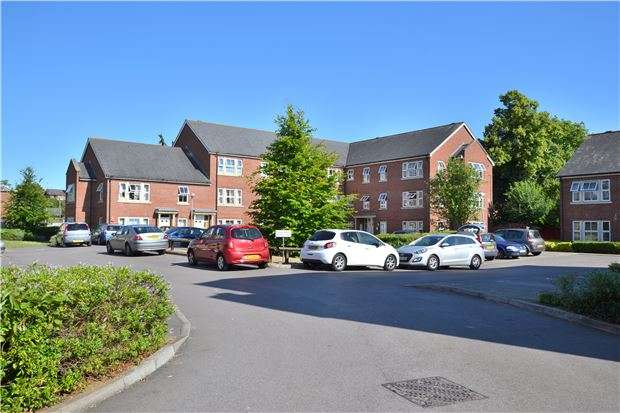 2 Bedrooms Flat for sale in The Courtyard, London Road, GLOUCESTER, GL1 3PS