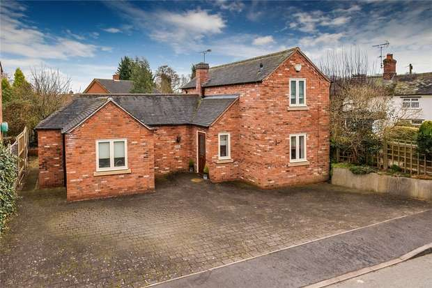 3 Bedrooms Detached House for sale in Cross Street, Gnosall