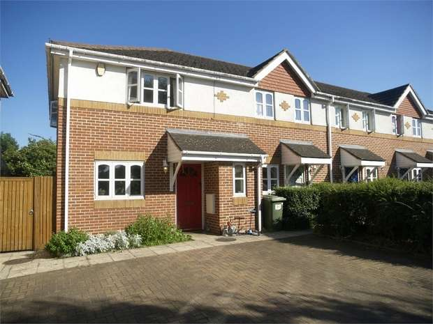3 Bedrooms End Of Terrace House for sale in Pemberley Close, West Ewell
