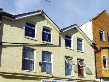 1 Bedroom Flat for sale in West Cliff, Bournemouth, Dorset