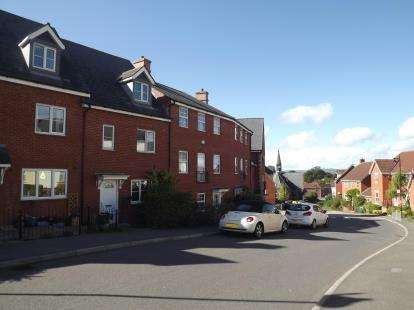 3 Bedrooms Terraced House for sale in Cotford St. Luke, Taunton, Somerset