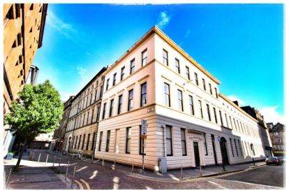 1 Bedroom Flat for sale in Blackfriars Street, Merchant City, Glasgow