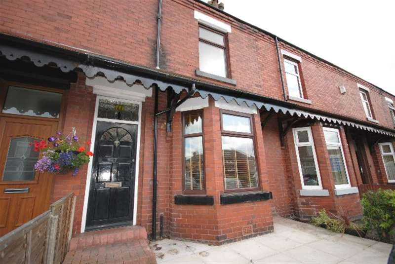 2 Bedrooms Terraced House for sale in Hodges Street, Springfield, Wigan, WN6