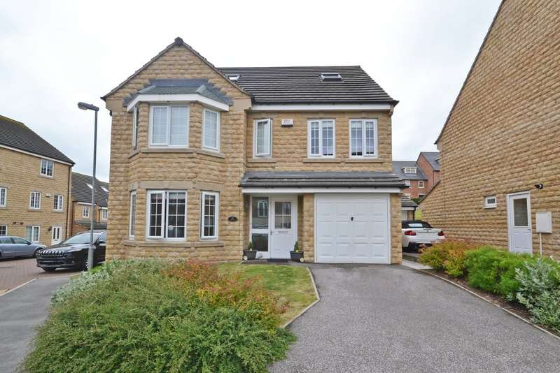 5 Bedrooms Detached House for sale in Silverwood Road, Woolley Grange
