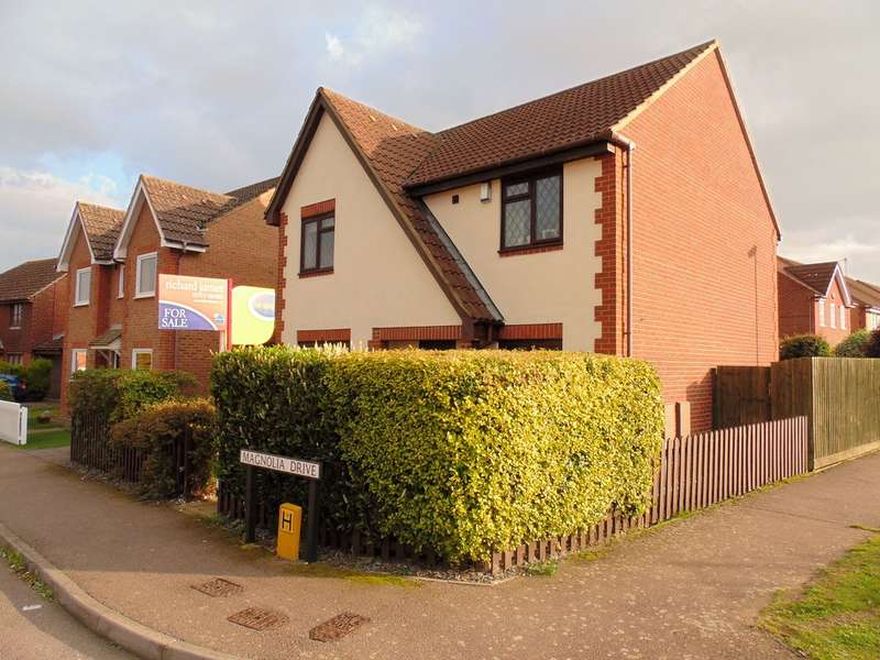 4 Bedrooms Detached House for sale in Magnolia Drive , Rushden
