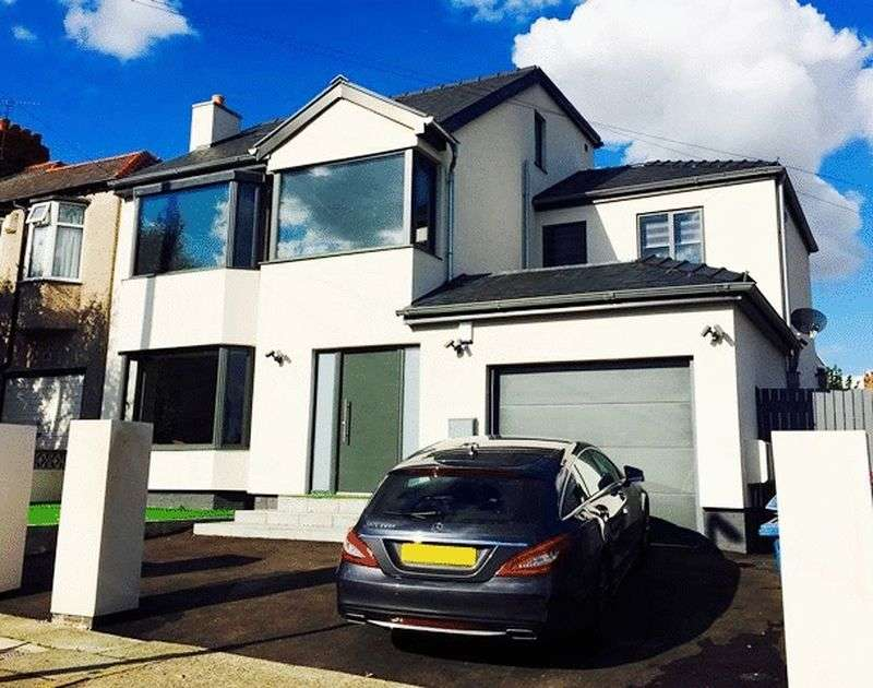 5 Bedrooms Detached House for sale in Netherton Road, Mossley Hill, Liverpool, L18