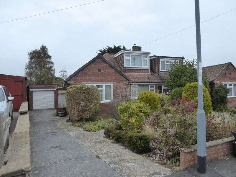 4 Bedrooms Semi Detached Bungalow for sale in High Lea, Yeovil
