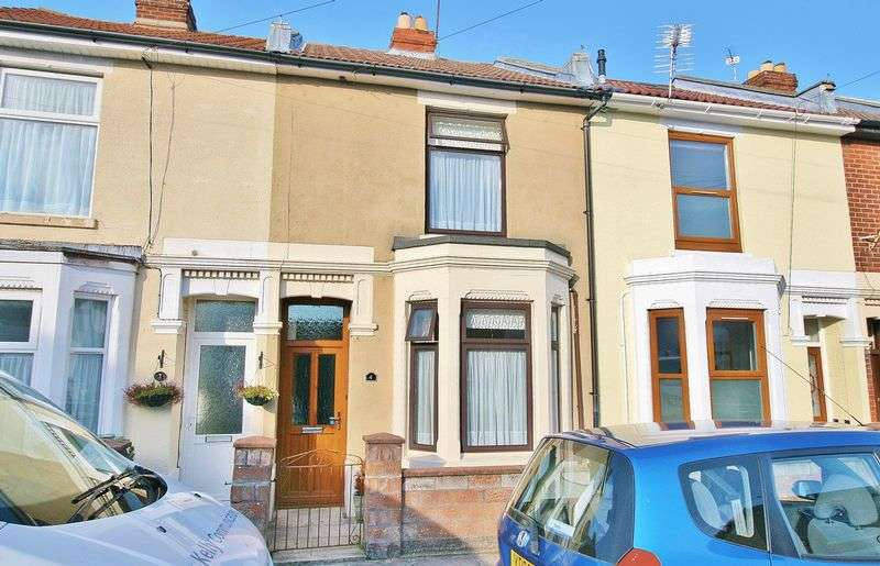2 Bedrooms Terraced House for sale in Carisbrooke Road, Southsea