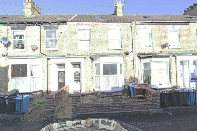 5 Bedrooms Terraced House for sale in Harley Street, Hull