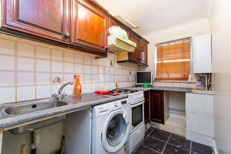 1 Bedroom Flat for sale in Alpha Street, Peckham Rye, SE15