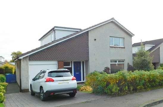4 Bedrooms Detached House for sale in Rosebush Crescent, Dunfermline, KY11
