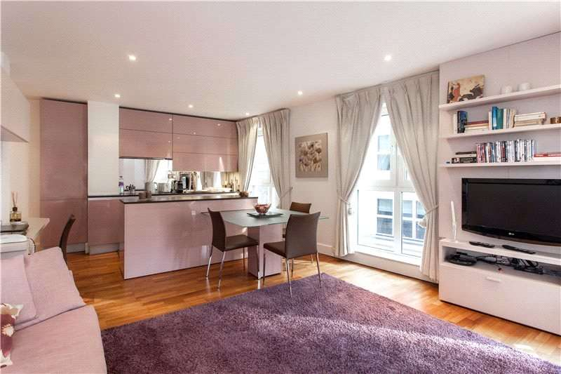 2 Bedrooms Flat for sale in One Pepys Street, City Of London, EC3N