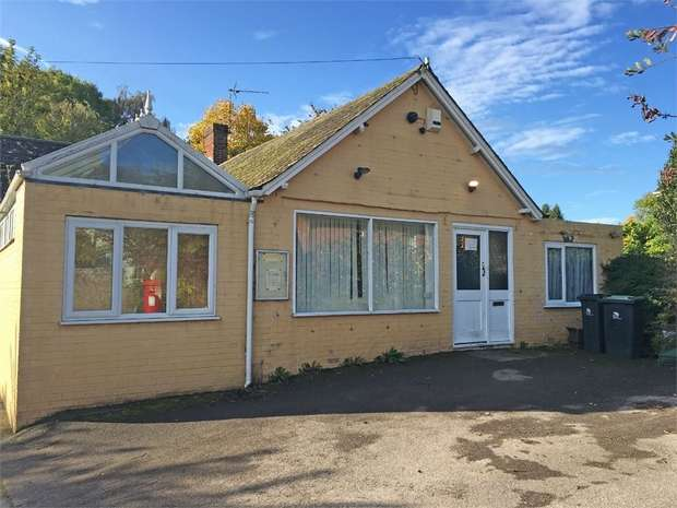 3 Bedrooms Detached Bungalow for sale in Blandford Road, Shillingstone, Blandford Forum, Dorset