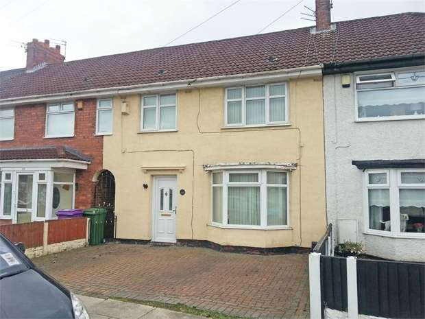 3 Bedrooms Terraced House for sale in Formosa Drive, Liverpool, Merseyside