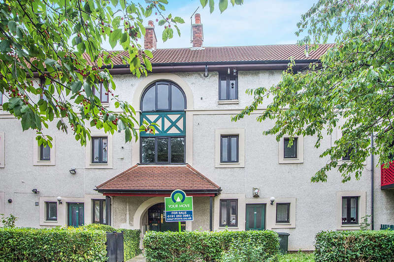 2 Bedrooms Flat for sale in Kingsmere Gardens, Newcastle Upon Tyne, NE6