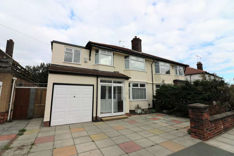 4 Bedrooms House for sale in Bayswater Road, Wallasey Village
