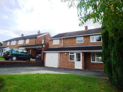 4 Bedrooms Semi Detached House for sale in Chestnut Avenue, Tamworth, Staffordshire