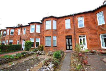 3 Bedrooms Terraced House for sale in Glenville Avenue, Giffnock
