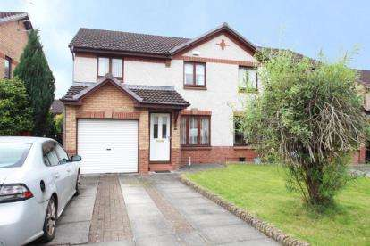 3 Bedrooms Semi Detached House for sale in Kingfisher Drive, Knightswood Gate, Glasgow