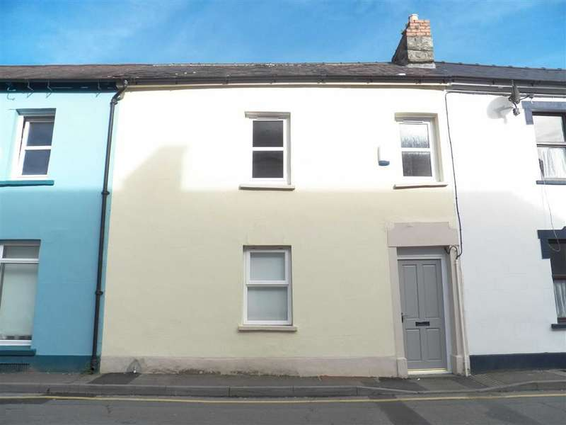 2 Bedrooms Property for sale in William Street, CARDIGAN