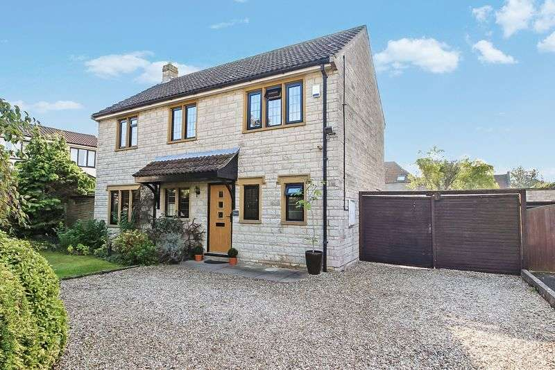 3 Bedrooms Detached House for sale in Church Lane, Baltonsborough