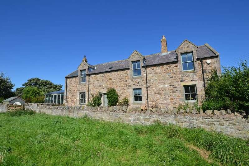 4 Bedrooms Detached House for sale in Holy Island, Berwick-Upon-Tweed