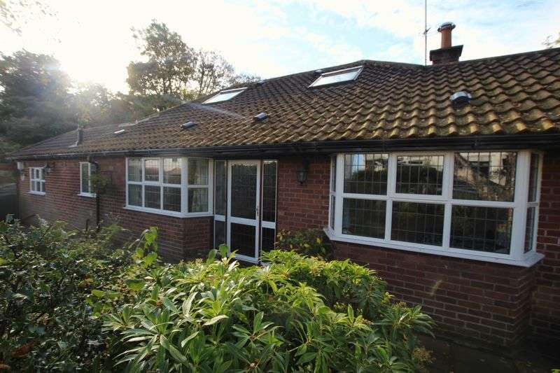 4 Bedrooms Detached Bungalow for sale in Beacon Lane, Heswall