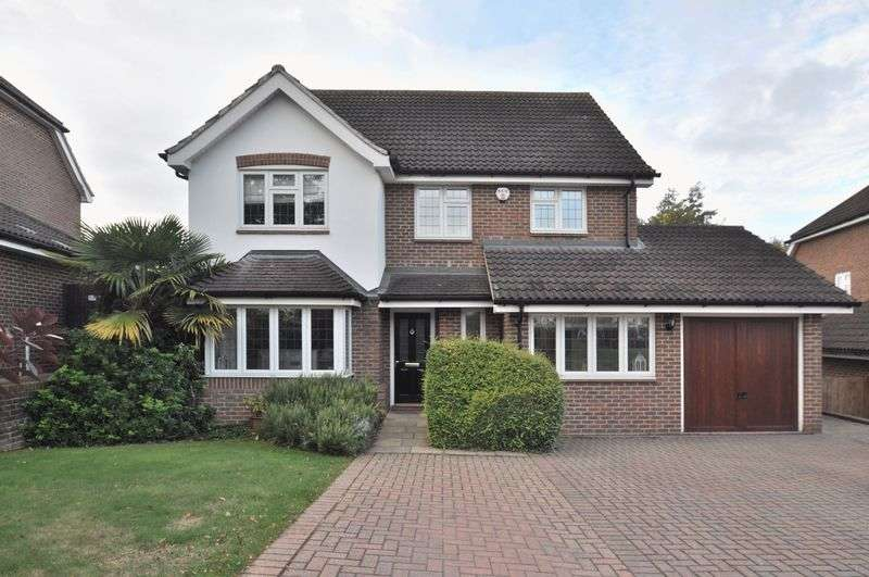 5 Bedrooms Detached House for sale in Curates Walk, Wilmington