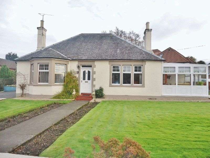 4 Bedrooms Detached Bungalow for sale in 15 KEILARSBRAE, SAUCHIE