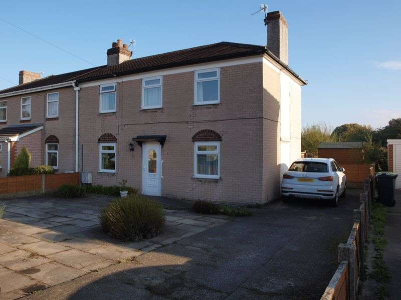 3 Bedrooms Semi Detached House for sale in Mervyn Road, Northwich