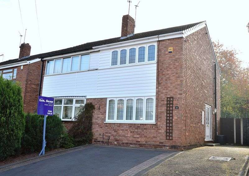 2 Bedrooms Semi Detached House for sale in Queen Street, Kingswinford